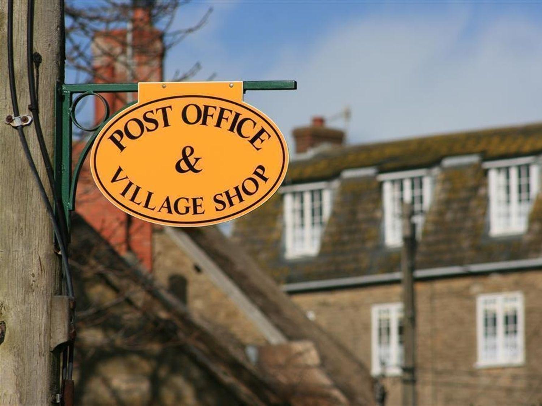 burton post office