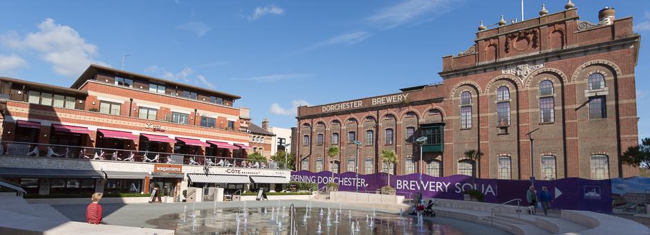 Dorchester Brewers Quay
