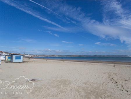 Weymouth beach - where you can enjoy accessible activities in Dorset