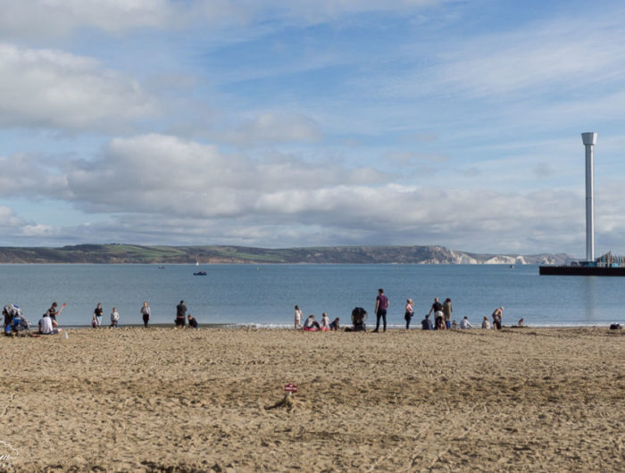 Accessible Beach in Dorset