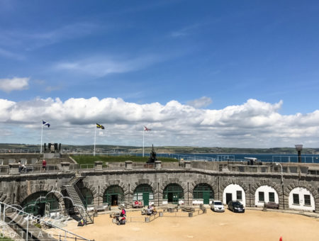 Discover Nothe Fort in Weymouth