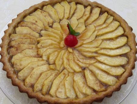 Traditional Dorset food - Dorset Apple cake