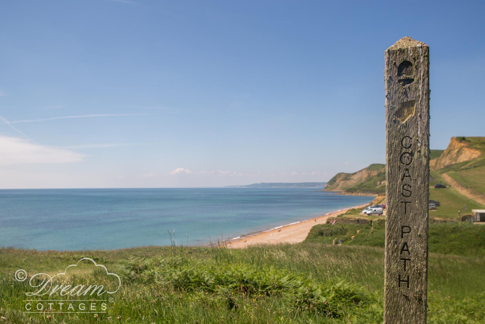 Eype Beach, Dorset