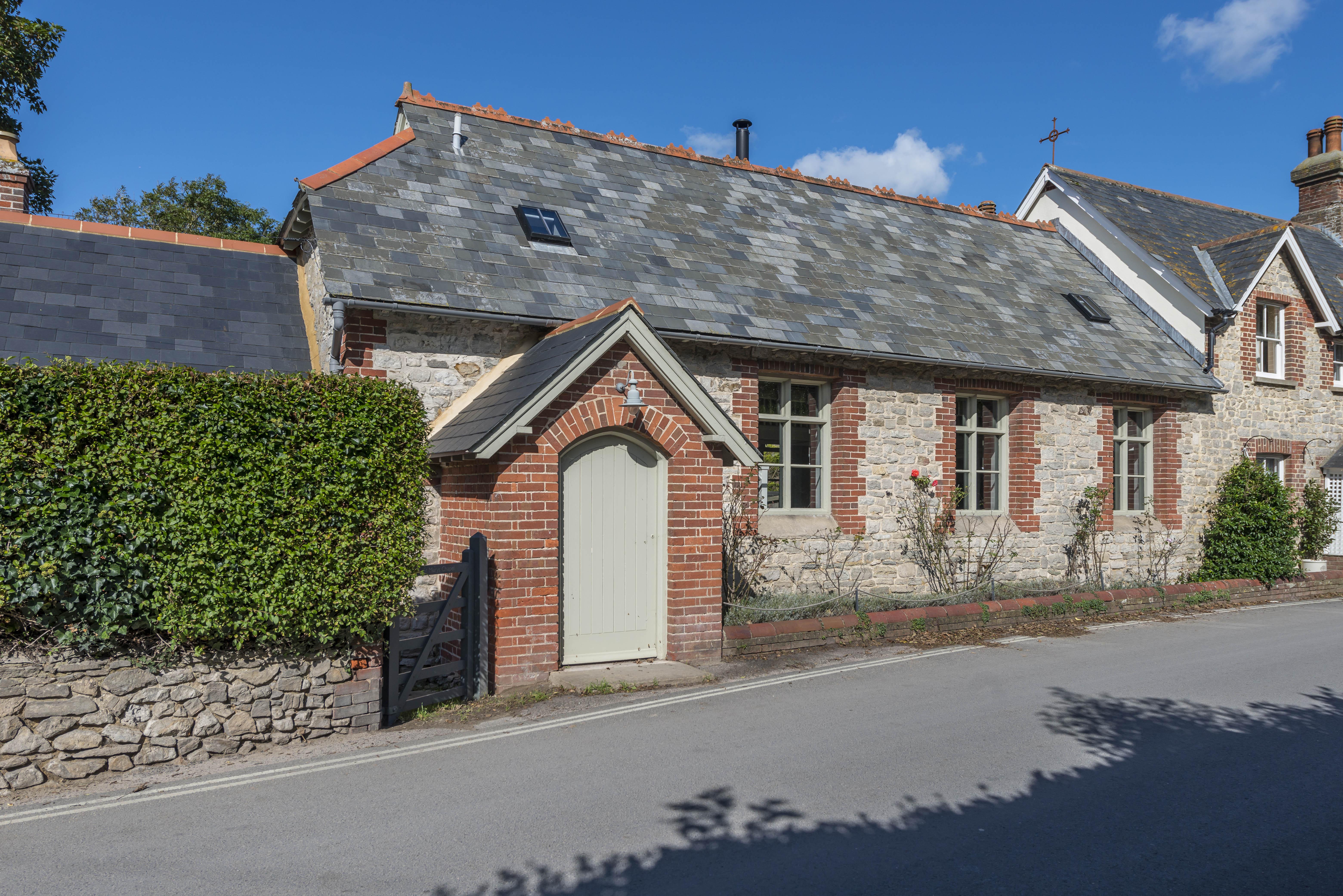 The Chapel. Lulworth