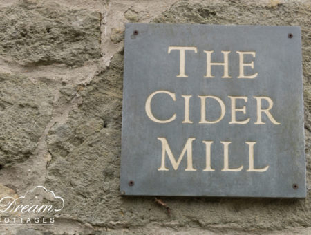 how to name your holiday cottage - The Cider Mill