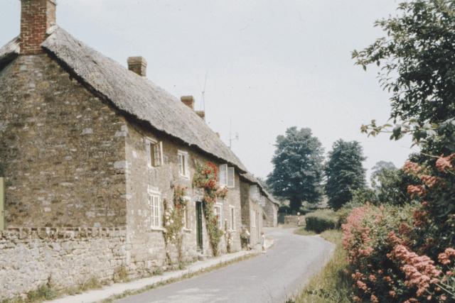 Houses in Abbotsbury near Wemouth