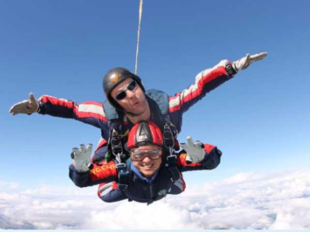 Netheravon Skydiving
