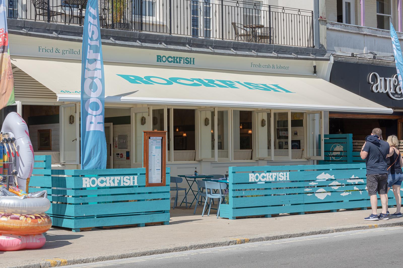 Rockfish Exterior Weymouth
