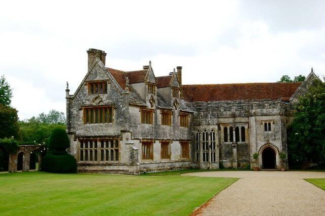 Athelhampton House, Dorset's most haunted house