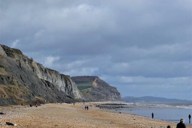 The Golden Cap, Dorset