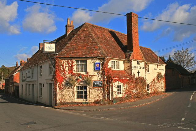 The Fleur de Lys Inn, Cranbourne