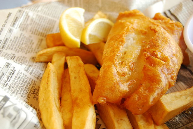 Charmouth Fish and Chips
