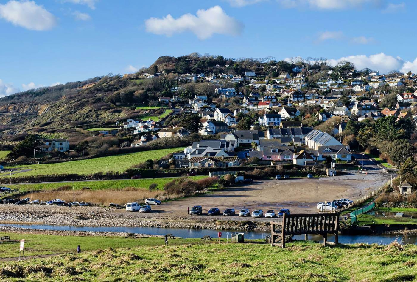 Charmouth Beach - Feature Image