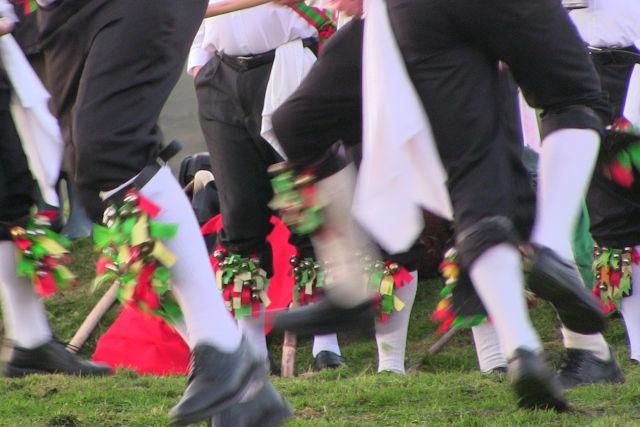 Cerne Abbas Morris Dancers