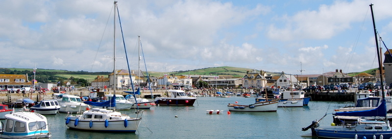 Harbour at West Bay
